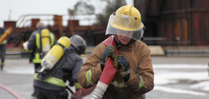 Firefighter Duraline Fire Hose