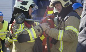 Fire Service College to train with CoolFire System