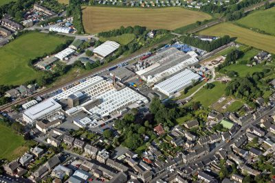 Bentham Aerial Photo enhanched