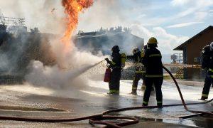 Firefighting Foam School