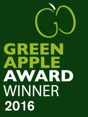 JetFoam Green Apple Award