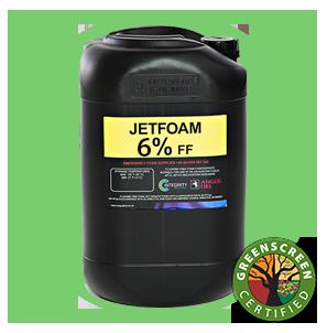 Jetfoam 6 Fluorine Free Firefighting Foam