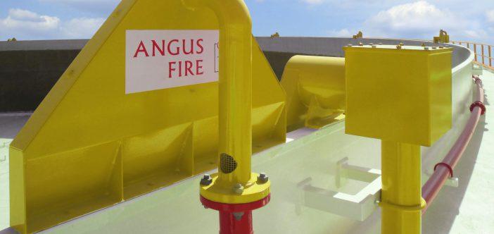 Fixed Foam Equipment Angus Fire
