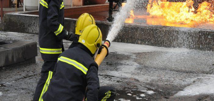 Firefighting Foam Nozzle Portable